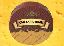 "СЫР ""СМЕТАНКОВЫЙ"" КОБРИН"