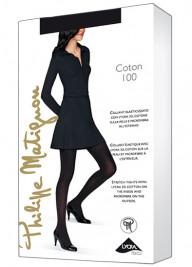 Колготки Philippe Matignon Coton 100