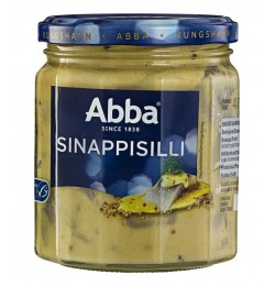 Сельдь ABBA Ranskalainen Sinappisilli (В Горчичном Соусе) 24