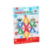 Магнитный конструктор MAGNETIC WAND, 37 деталей