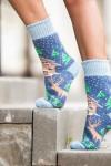 Носки шерстяные N6R20-1
