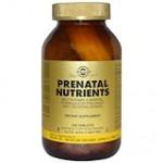 Solgar, Prenatal Nutrients 240табл
