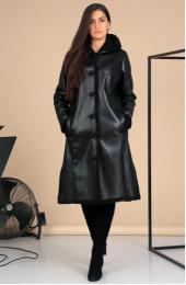 Пальто Модель 1810 А черный Celentano      2 голоса Производ
