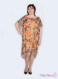Платье Модель №12А размеры 54, 56