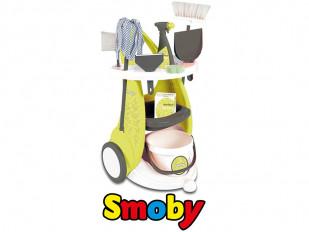 Smoby 24086 Тележка для уборки