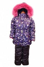 10-0299 Зимний комплект для девочки