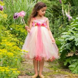 Girls 'Summer Fairy' 2 Piece Dress-Up Costume