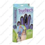 Массажная перчатка для животных  True Touch
