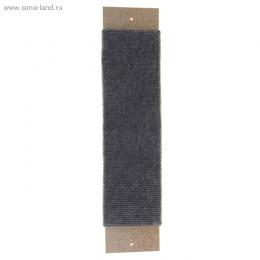 Когтеточка ковролиновая настенная 45 х 10 см
