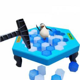 """Настольная игра """"Пингвин в ледяной ловушке"""" Balance Ice Cube"""