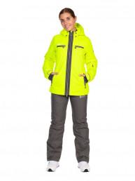 Женский горнолыжный костюм,2019-2020,арт.B-8858, Желтый