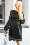 Легкое платье беременной Gepur