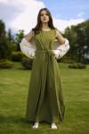 платье LaVeLa Артикул: L10077 хаки