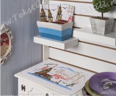 Вафельные Кухонные Полотенца 35x45 см. 10 шт./уп. CIZGILI -