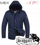 Куртки мужские элитные зимние 2703 синий (6)