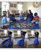 Сумка-коврик для игрушек Toy Bag диаметр 150 см