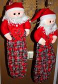 """Пакетница """"Дед Мороз"""""""