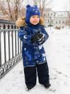 Комбинезон для мальчика от 0°С до -30°