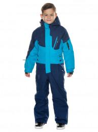 Детский горнолыжный комбинезон 2019-2020, T-8806, Голубой