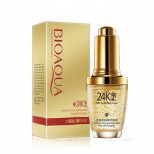 Сыворотка-лифтинг BioAqua 24K Gold Skin Care для лица