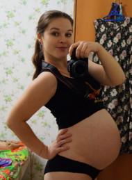 Фото животиков на 33 неделе беременности