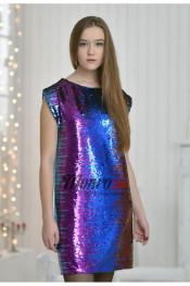 Платье в стиле диско!