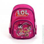 Детский рюкзак Лол 02 Розовый