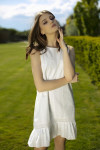платье LaVeLa Артикул: L10143 белый