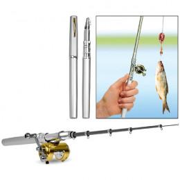 Карманная мини удочка в виде ручки Fish Pen (Фиш Пэн)