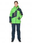 Женский горнолыжный костюм,2019-2020,арт.B-8812, Зеленый