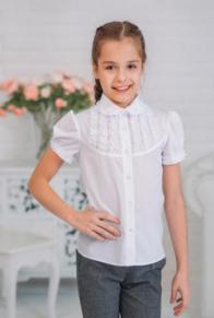 Блуза для девочки Модель 04/14-к