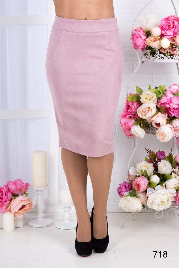 Юбка спандекс (5 расцветок)