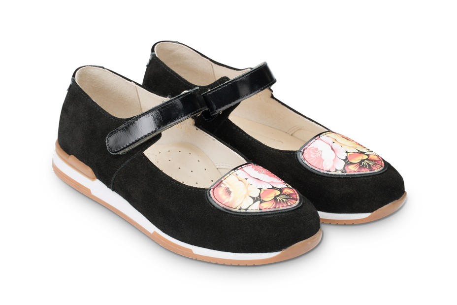 Профилактические туфли ( школьная коллекция)