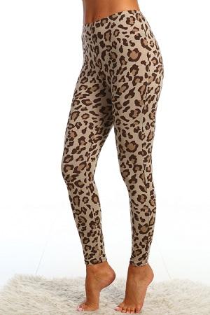 Леггинсы Леопард