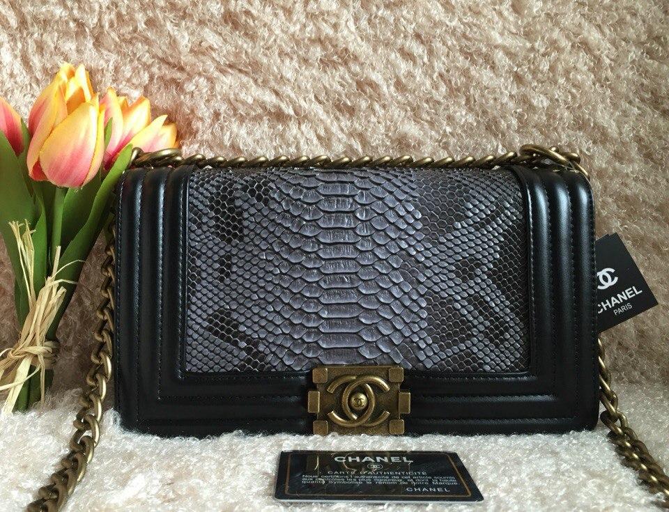 Оригинальные сумки Chanel: размеры, цены