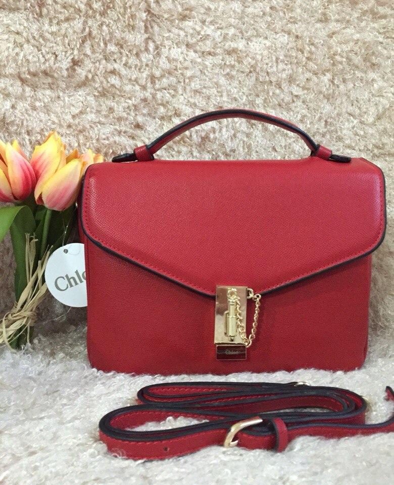 Женская сумка chloe 21 2017
