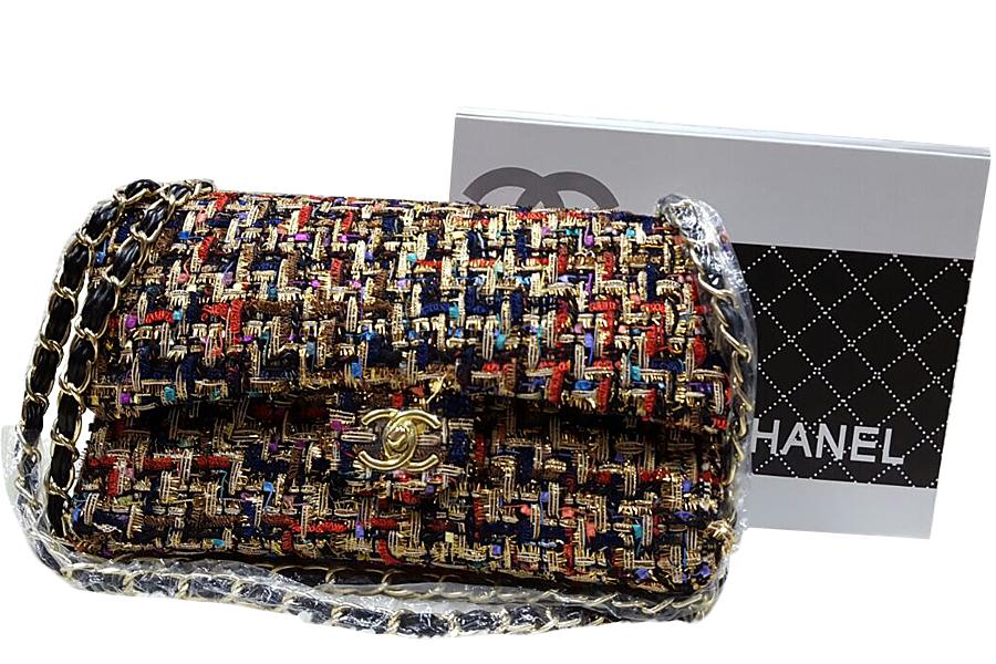 Сумка Chanel 255 вечная классика Модные сумки 2017
