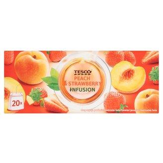 Tesco чай персик