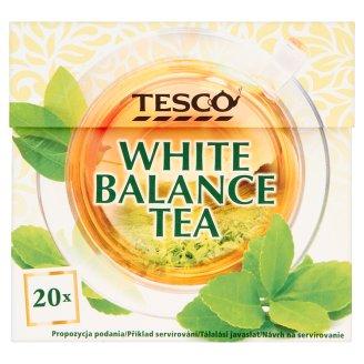 Белый чай Баланс Tesco