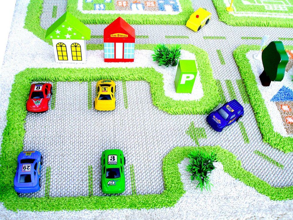 Картинка дорога для детей для игры в машинки