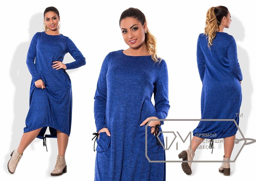 Платье батал фабрика моды X5600