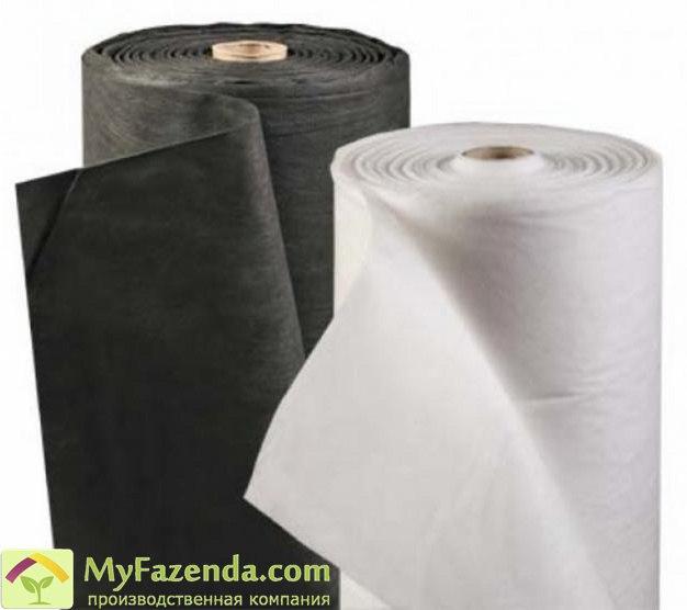 Укрывной материал белый 42 гр. (10 м*2,10 м)
