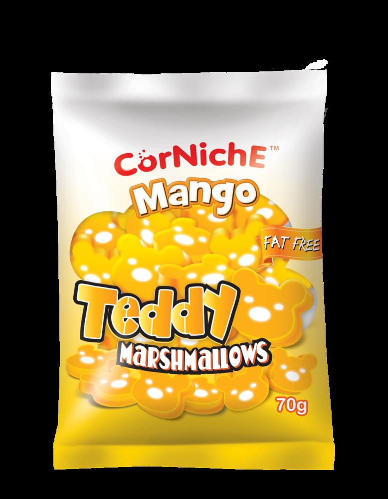Corniche Marshmallows Teddy Mango