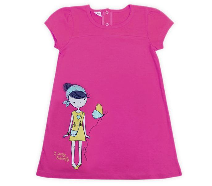 Платье для девочки КРОКИД