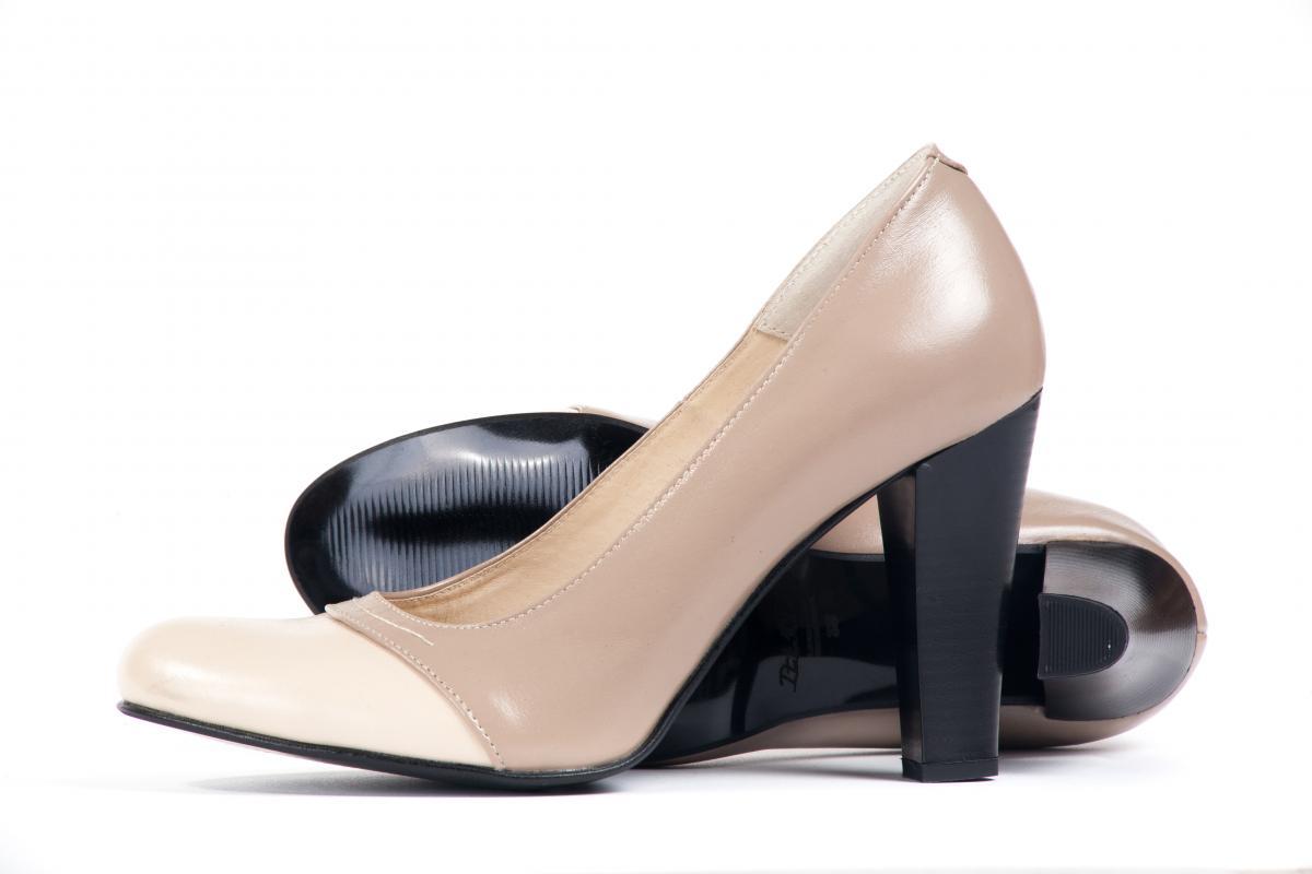 Туфли натуральная кожа/замша