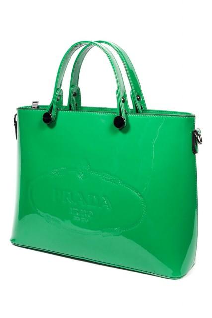 Сумка Prada Saffiano Double Bag: обзор, отзывы, купить, цена