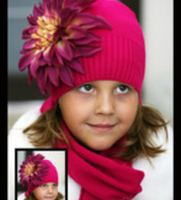 Olga ♥Шапочки,повязки с цветами♥Самокаты, беговелы по самым низким ценам