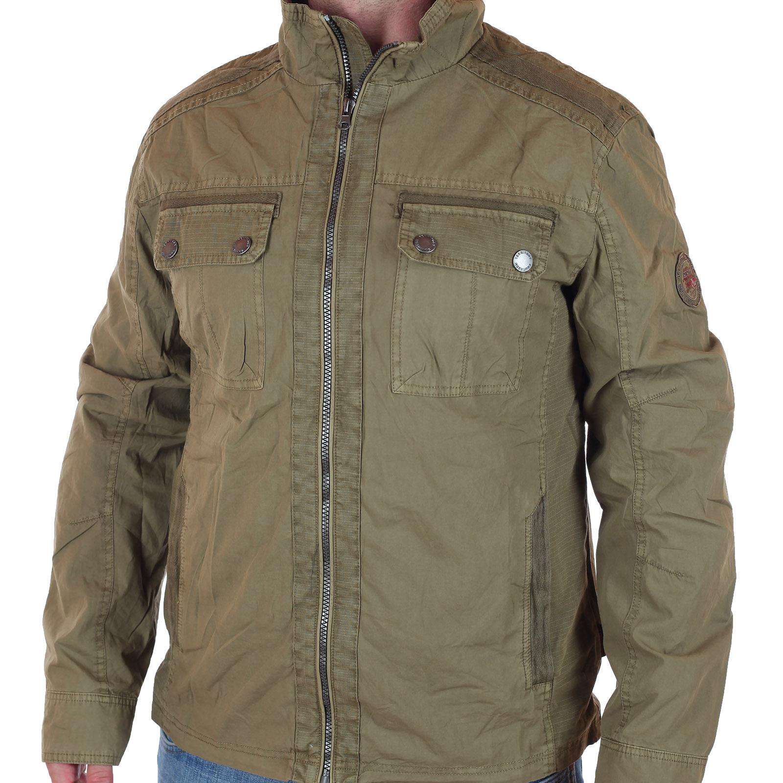 Демисезонная мужская куртка-парка Southern Territory