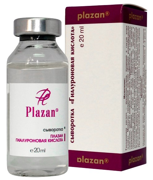 Гиалуроновая кислота Plazan