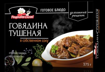 рецепты из говяжьей тушенки различные